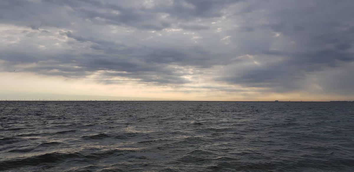 In 30 Stunden von Cuxhaven nach Den Helder
