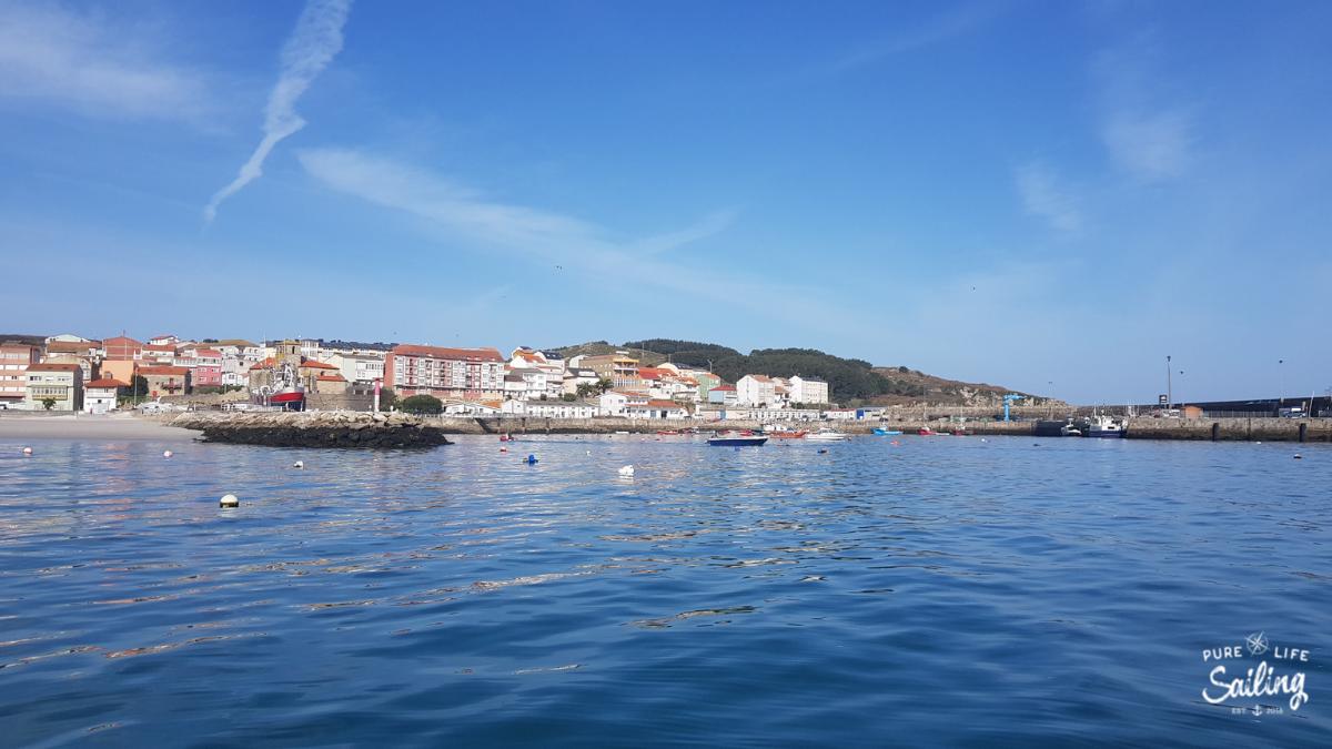 Von A Coruña nach Laxe
